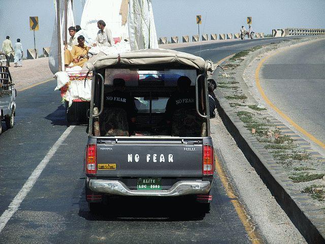 Uavhengige eskorte i pakistan